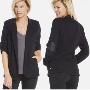 Fabletics Black Primrose Blazer Jacket